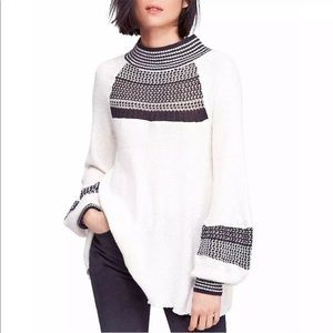 Free People snow day thermal tunic